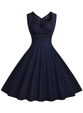 Kleid blau 36