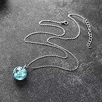 Blues Sky Necklace