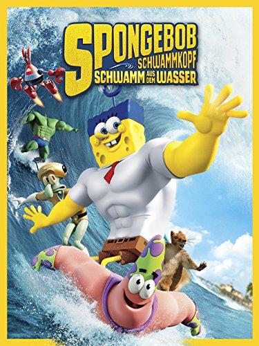 SpongeBob Schwammkopf: Schwamm aus dem Wasser [dt./OV] (Spongebob Aus)