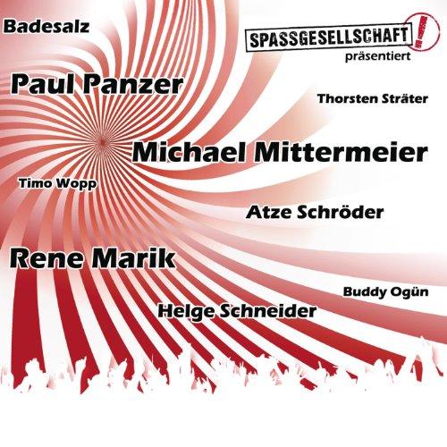 Spassgesellschaft Labelsampler 2 (Paul Panzer, René Marik, Badesalz)