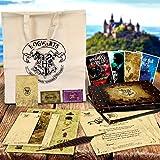 Hogwarts Federkiel Geschenk Box Set–Harry Potter