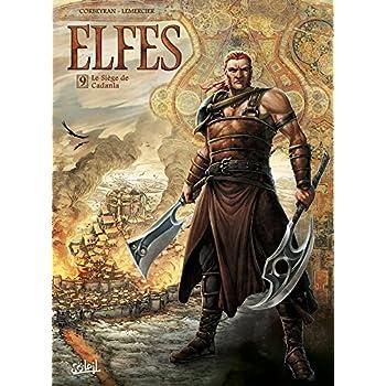 Elfes T09 Le Siège de Cadanla