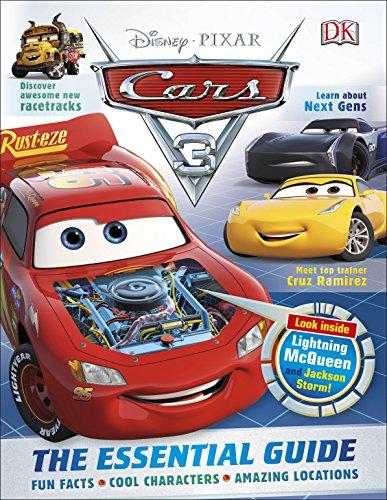 Disney Pixar Cars 3. The Essential Guide por Vv.Aa