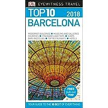 Top 10 Barcelona (DK Eyewitness Travel Guide)