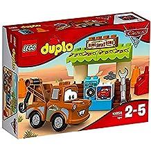 LEGO DUPLO IP New - Cobertizo de Mate (10856)