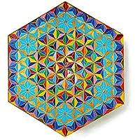 Blume des Lebens - Regenbogen Mandala preisvergleich bei billige-tabletten.eu