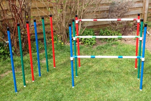 6-dog-agility-weave-poles-which-convert-into-3-dog-agility-training-jumpsdue-to-amazons-new-postage-