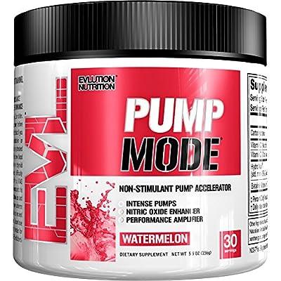 Evlution Nutrition Pump Mode by Evlution
