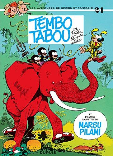 Spirou et Fantasio, tome 24 : Tembo tabo...