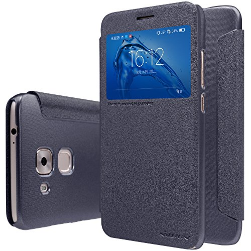 ELTD Huawei Nova Plus Case, Flip Cover Case / Hülle / Tasche/ Schutzhülle Für Huawei Nova Plus 5.5 Zoll, Grau
