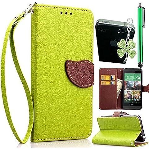 Sunroyal® Smartphone Custodia per Wiko Bloom TPU Silicio Foglia Modello Chiusura Magnetica Protettore Shell in (Bloom Specchio)