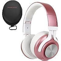 PowerLocus P3 Bluetooth Over-Ear Kopfhörer, [40std Spielzeit] Kopfhörer Kabellos mit HD Stereo,Faltbar Wireless…