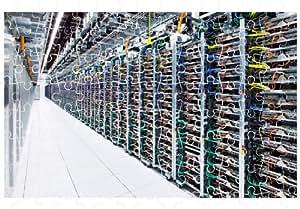 Google Datacenter 120pcs Puzzle affiche 20*30cm