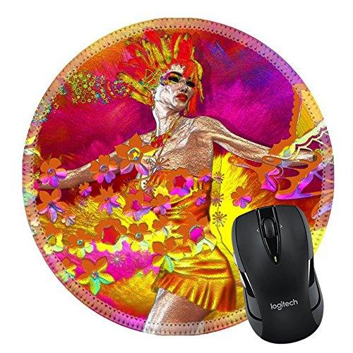 MSD Naturkautschuk Mousepad Bild-ID 30525103verschiedenen venezianischen Masken auf Verkauf bunt Artistic Masken auf der Karneval von Venedig 1464