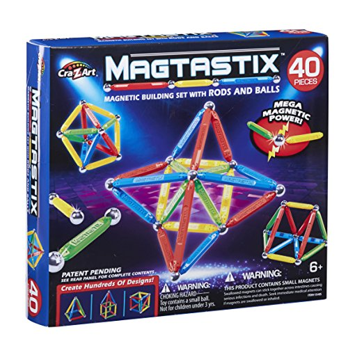 magtastix-55405-building-set-40-piece