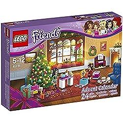 LEGO Friends - Calendario de Adviento, juegos de construcción