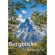 Bergblicke - Mittenwald (Wandkalender 2018 DIN A3 hoch): Die Umgebung rund um Mittenwald (Monatskalender, 14 Seiten ) (CALVENDO Natur) [Kalender] [Apr 01, 2017] Roman Roessler, Fabian