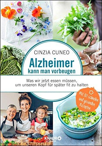 Alzheimer kann man vorbeugen: Was wir jetzt essen müssen, um unseren Kopf für später fit zu halten