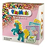 PlayMais 160179 - PlayMais Mosaic Dream Pony, Bastelset