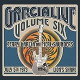 Garcialive, Vol. 6: July 5, 1973 Lion's Share