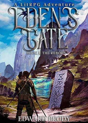 Eden's Gate: The Reborn: A LitRPG Adventure (English Edition)