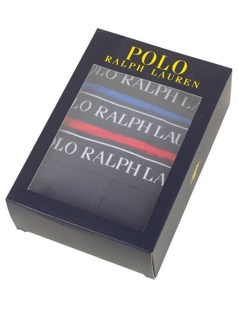 Ralph Lauren Pack x 3 Bóxers
