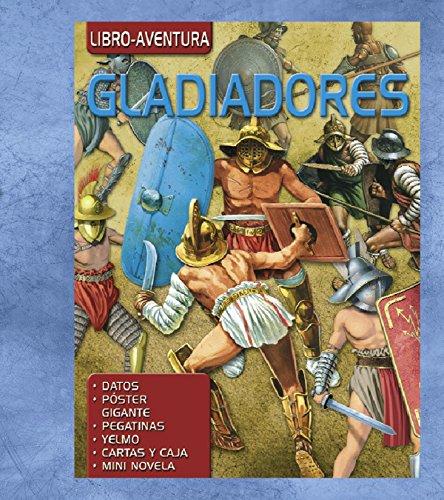 Gladiadores (Libro - aventura) por Susaeta Ediciones S A