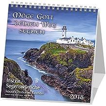 Möge Gott deinen Weg segnen 2013. Postkarten- Kalender. Irische Segenswünsche