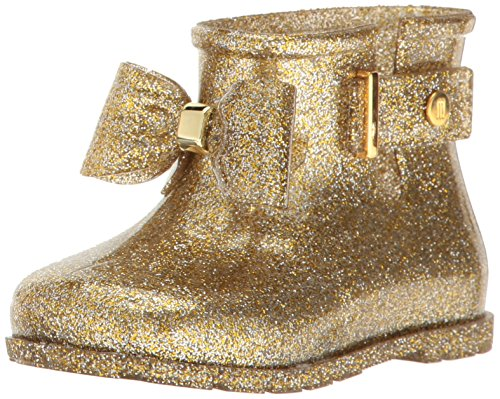 Melissa Mini Sugar Rainbow Glass Ankle-High Boot