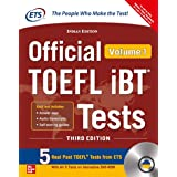 Official TOEFL iBT Tests Volume I W/DVD(Old Edition)