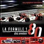 Formule 1 des ann�es 80 - livre + DVD...