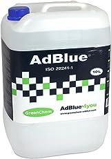 GreenChem, AdBlue, 20 L, soluzione liquida per Audi con motore diesel