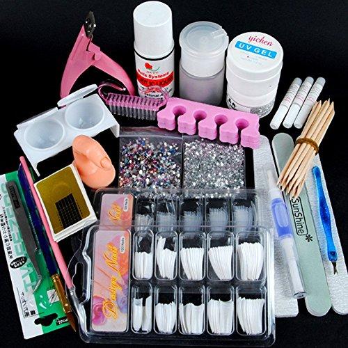mode-galerie-acrilico-polvo-brillo-unas-nail-art-kit-manicura-principiantes