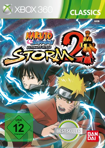 Naruto Shippuden - Ultimate Ninja Storm 2 [Classics] (Xbox Spiele 360 Naruto)