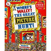 [(Where's Wally? : The Great Picture Hunt - Mini Edition)] [By (author) Martin Handford] published on (June, 2011) - Hunt Picture