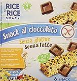 Probios Snack di Riso al Cioccolato - 129 gr