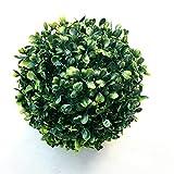 Etbotu simulieren Kunststoff Leave Ball künstliche Graskugel, Home Party Hochzeit Dekoration, style:10 cm grass ball