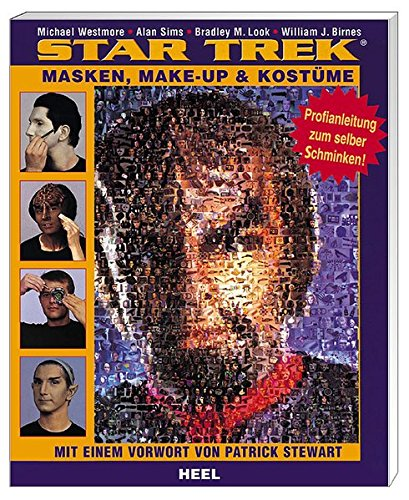 Star Trek: Masken, Make-up und Kostüme