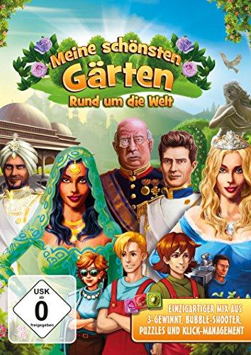 GaMons - Meine schönsten Gärten - Rund um die Welt (PC)