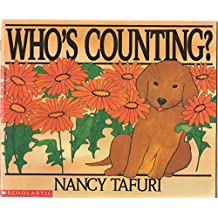 Who's Counting by Nancy Tafuri (1994-08-01)