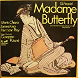 Puccini: Madame Butterfly (Gesamtaufnahme, italienisch: München November/Dezember 1972) [Vinyl Schallplatte] [3 LP Box-Set]