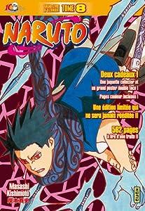 Naruto Edition grand format Tome 8