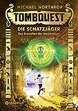 Tombquest - Die Schatzjäger, Band 04: Das Erwachen der Steinkrieger bei Amazon kaufen