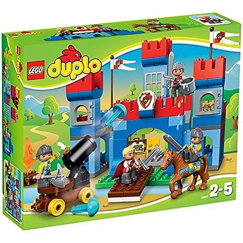 LEGO DUPLO - El gran castillo real, juego de construcción (10577)