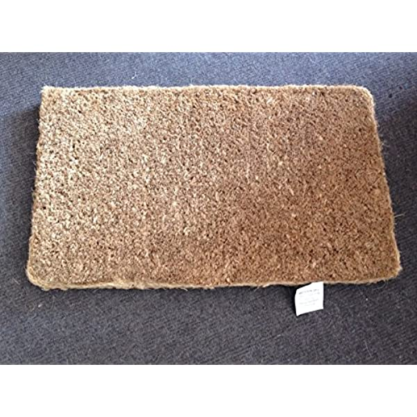Coir Doormat 100 Coir No 1 Mb 60 X 35 X 5cms Amazon Co Uk Kitchen Home
