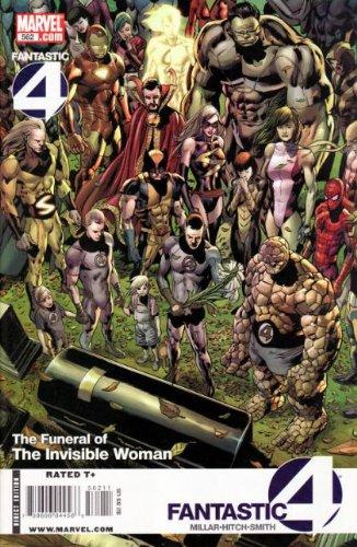 Fantastic Four #562A