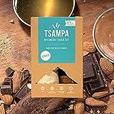 Bio TSAMPA DIY Snack Set - Zutaten für selbstgemachte Energieriegel aus gerösteter Gerste - Choco - (Zutaten für 12 Riegel à 40 g)