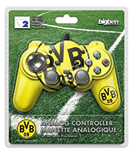 Sony Playstation 2 BigBen Analog Controller BVB Fußball Edt.