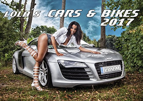 Lola´s Cars and Bikes Kalender 2017