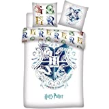 Harry Potter Housse de Couette pour lit de 90 cm